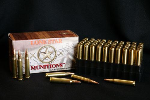.223 Remington box and bullets